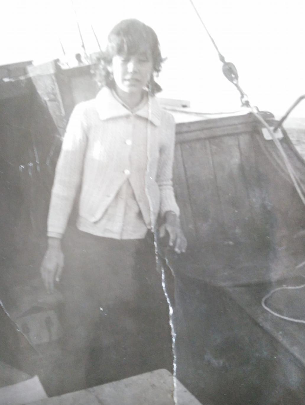Alev segelte mit ihrer Familie regelmässig auf dem Marmarameer.