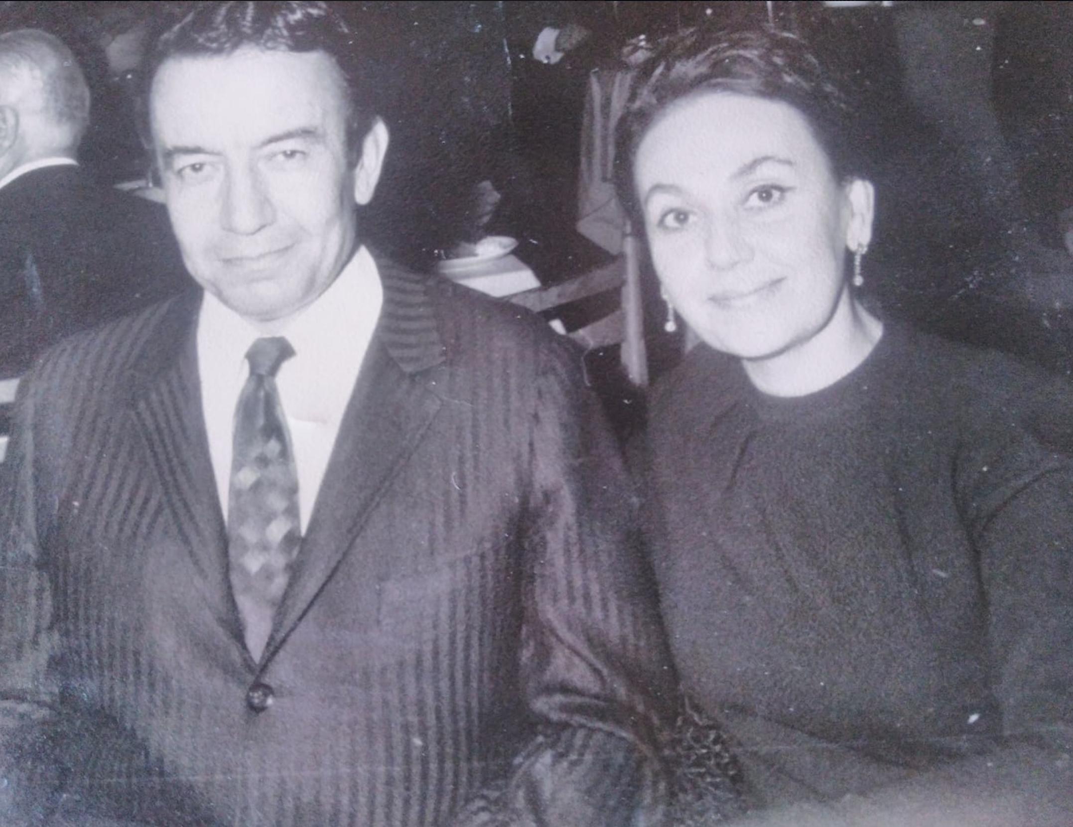 Alev Eltern – ein Bild aus den 60er Jahren. Foto: privat